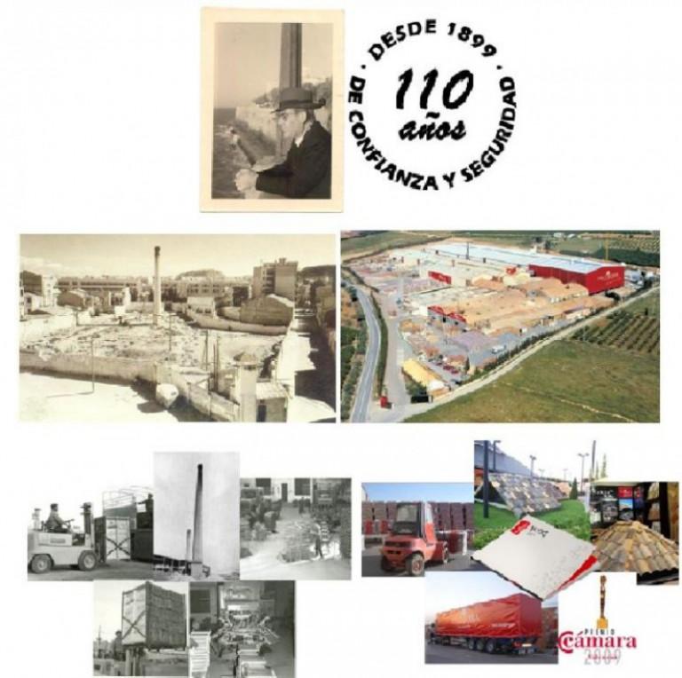 110 AÑOS DE CONFIANZA Y SEGURIDAD