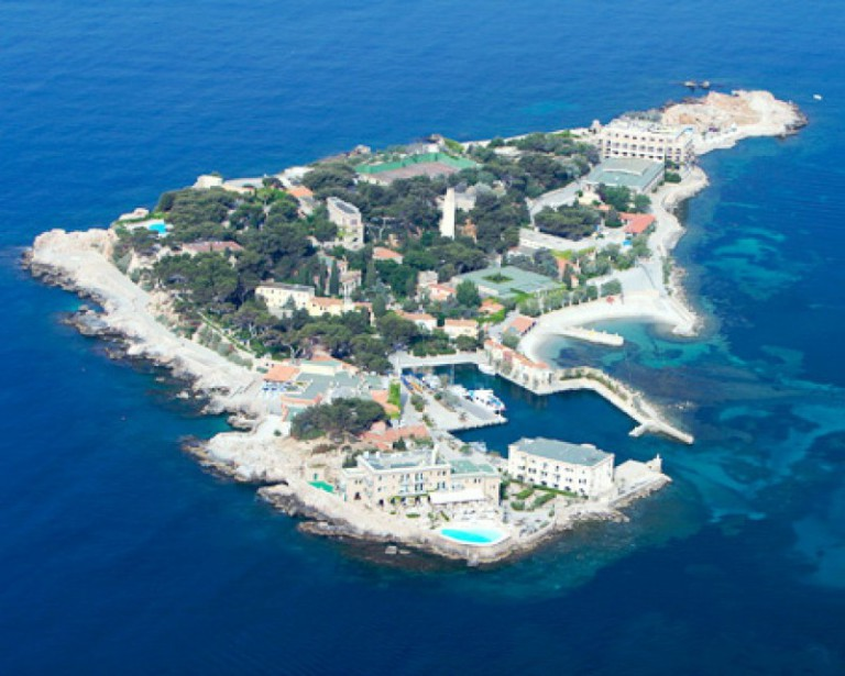 Isla de Bendor (familia Paul Ricard)