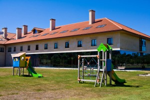 Hotel Golf Balneario Augas Santas | Tejas Borja