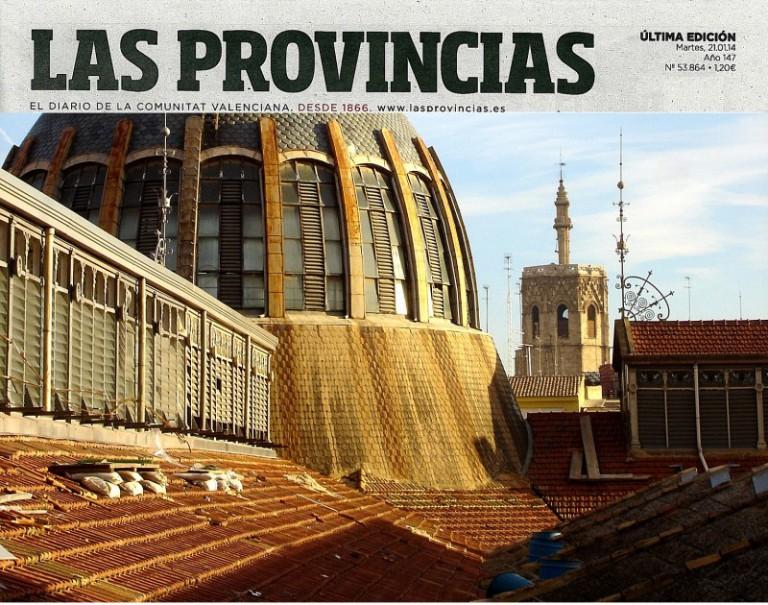 Tejados para el mundo – Las Provincias