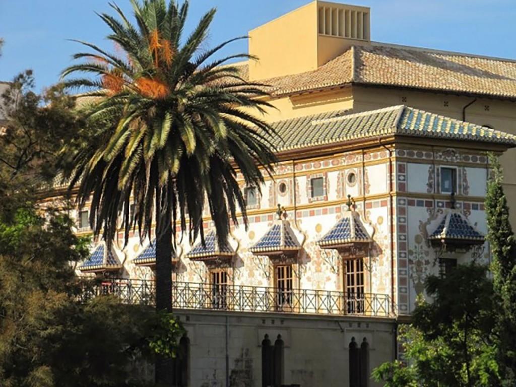 Palacio Ducal de los Borja en Gandia