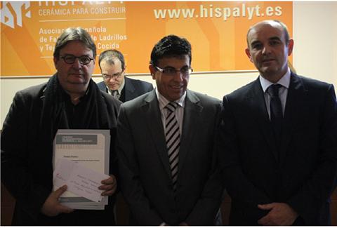 I Premio de Arquitectura Cerámica 2011/2013. Categoría de Tejas