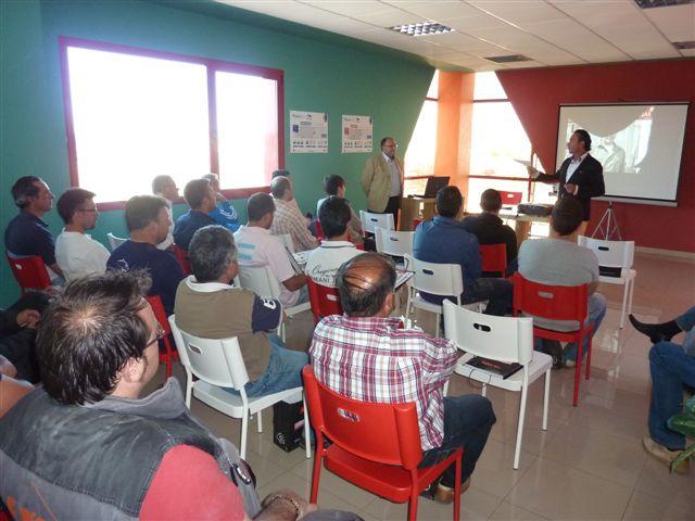 Jornadas técnicas de Tejas Borja – Hergadi (León)