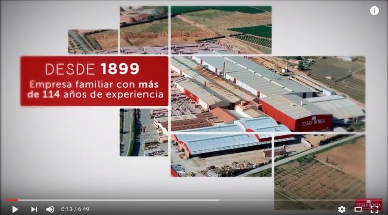 Tejas Borja y sus productos