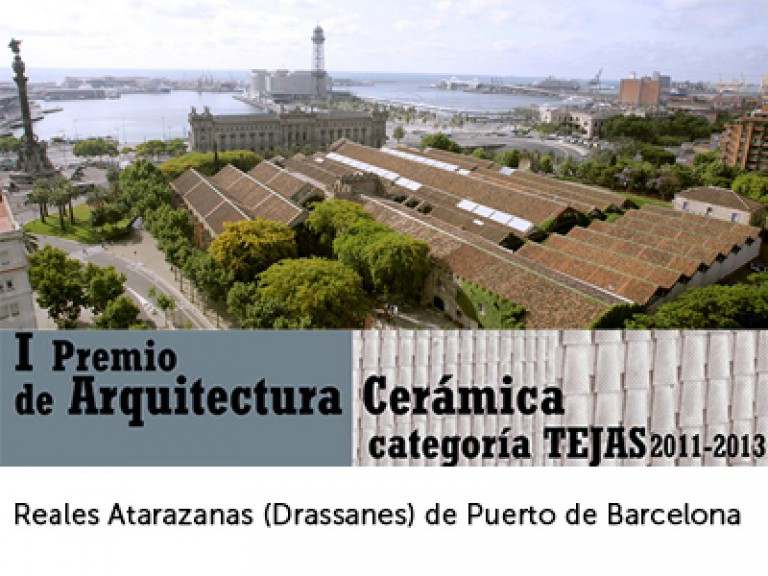 2nd Edition Ceramic roof tiles Arquitecture Prize