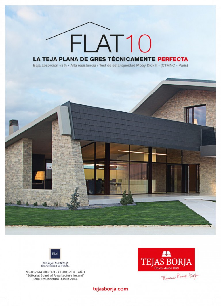 Promateriales Magazine Nº 91 – Pitched roofs