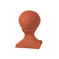 Pieza Decorativa 'A' Bola