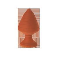 Pieza Decorativa 'F' Tulipan