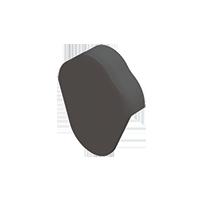 Tapón Lateral Recto Bretaña 2 – Pizarra