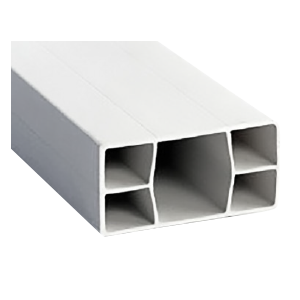 Rastrel PVC 40×20