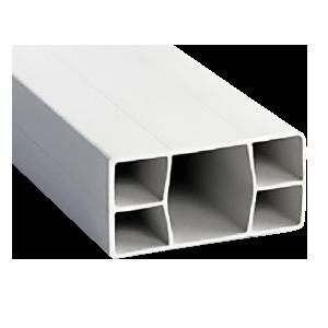 PVC batten 40x20 mm