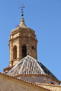Églisée Iglesuela del Cid (Castellon - Espagne)