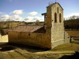 L'église paroissiale des Saints Côme et Damien (Aldehuela de Calatañazor - Soria)