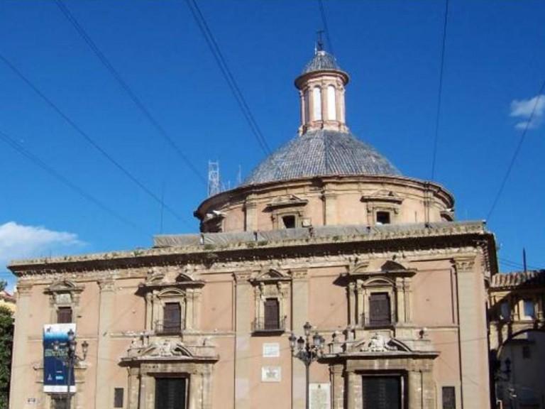 Basilica en Valencia