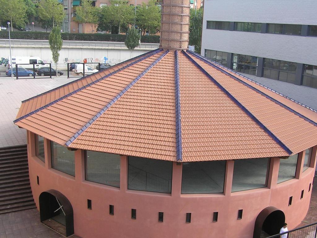 Bòbila Roca en Mataró