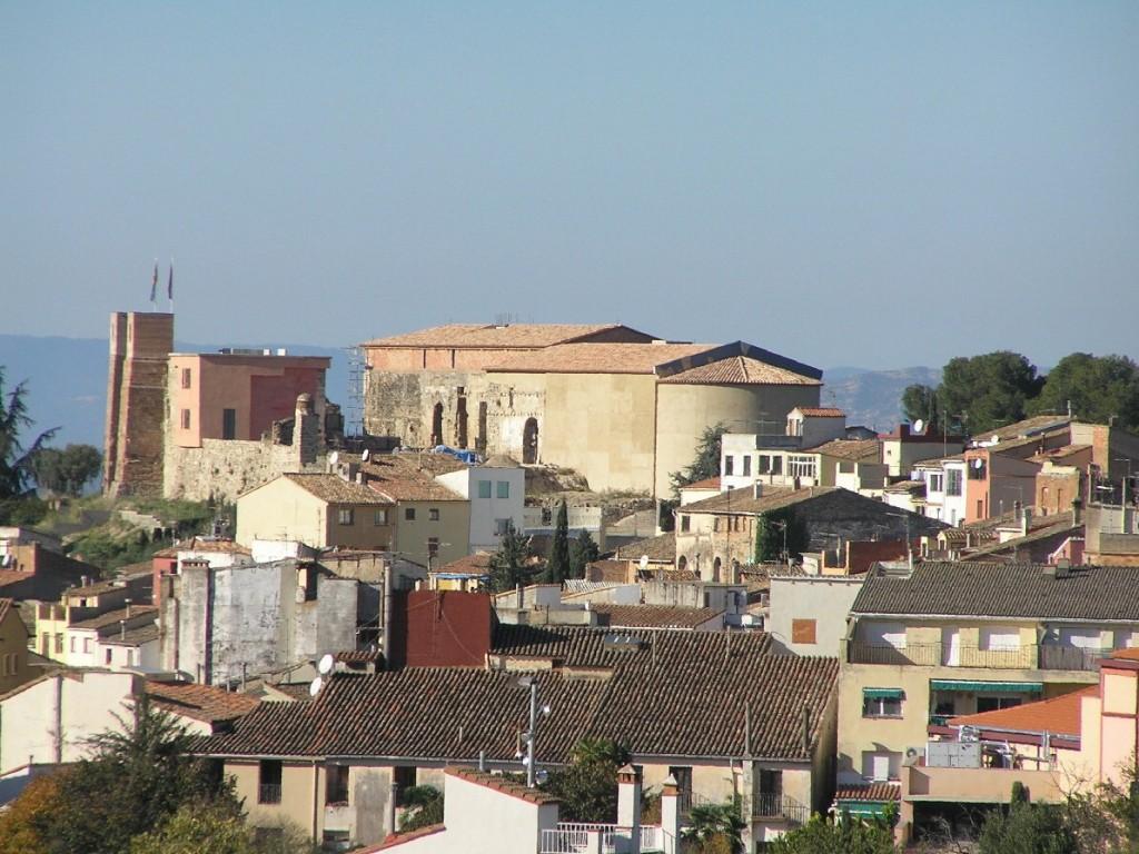 Castillo de condes de Prades (Falset – Tarragona)