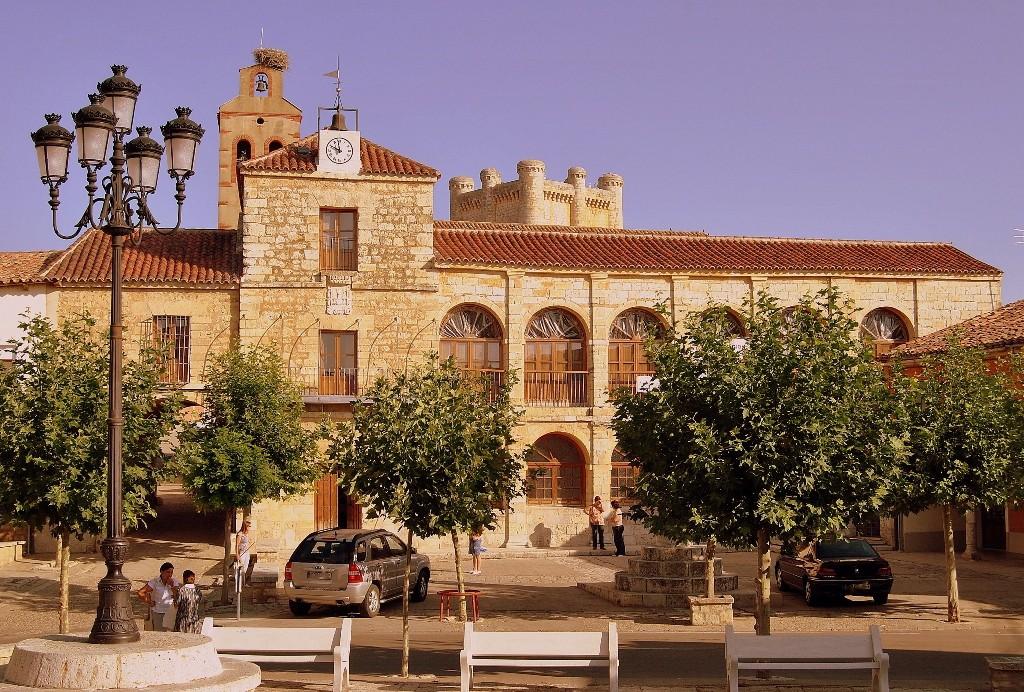 Ayuntamiento Torrelobaton (Valladolid)