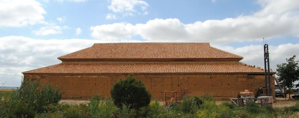 Ermita Santa Ana (Pozuelo de la Orden – Valladolid)