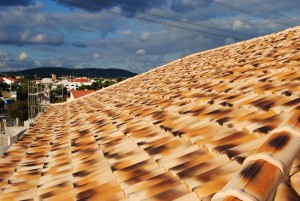 Viviendas del siglo XX, típicas de Algarve | Tejas Borja