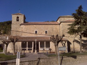 Paroisse de San Ildefonso (Collado Mediano - Madrid)