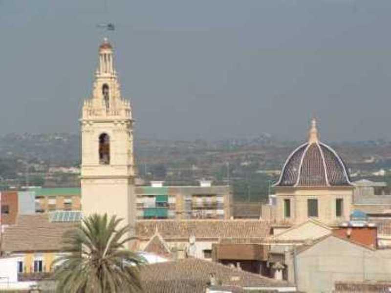 Iglesia San Martin Obispo (Alcacer – Valencia)