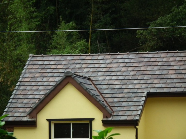 Flat 12 Galicia Gray Tejas Borja