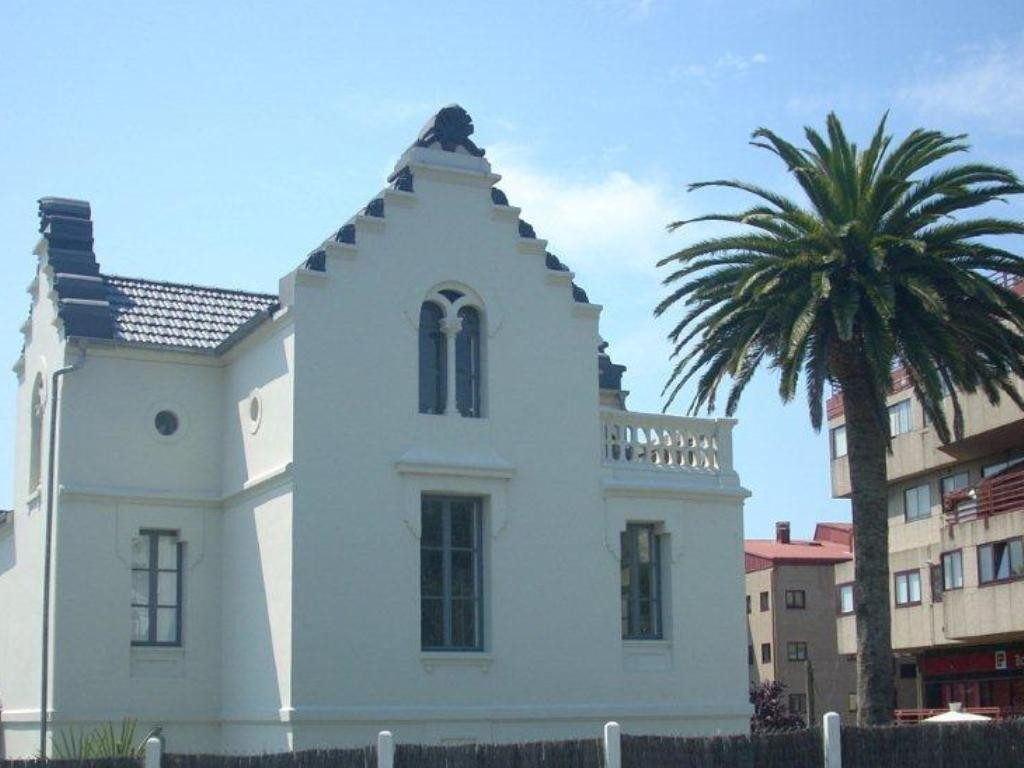 Casa Victoriana (Isla de Santa Cristina, Oleiros – A Coruña)