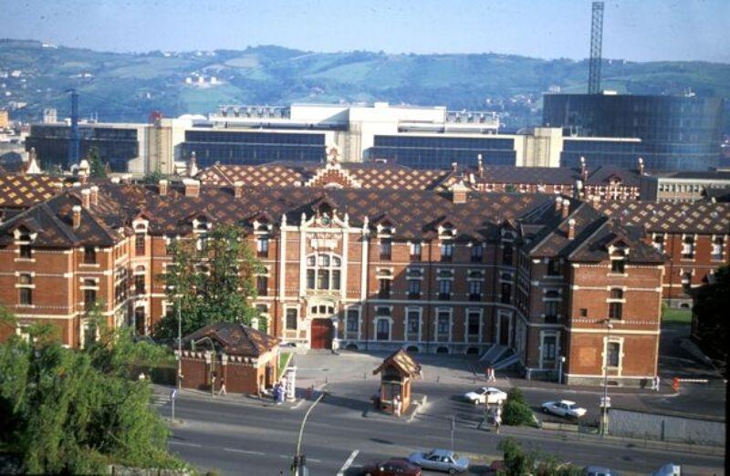 Hospital Basurto (Bilbao)
