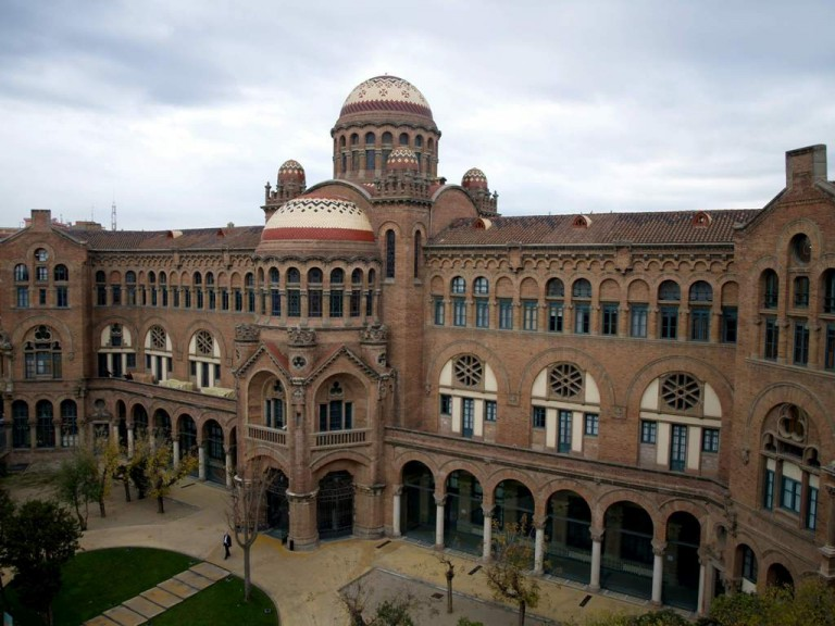 Hospital Sant Pau (Barcelona) | Tejas Borja