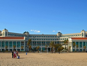 Hotel Balneario Las Arenas (Valencia - Espagne)