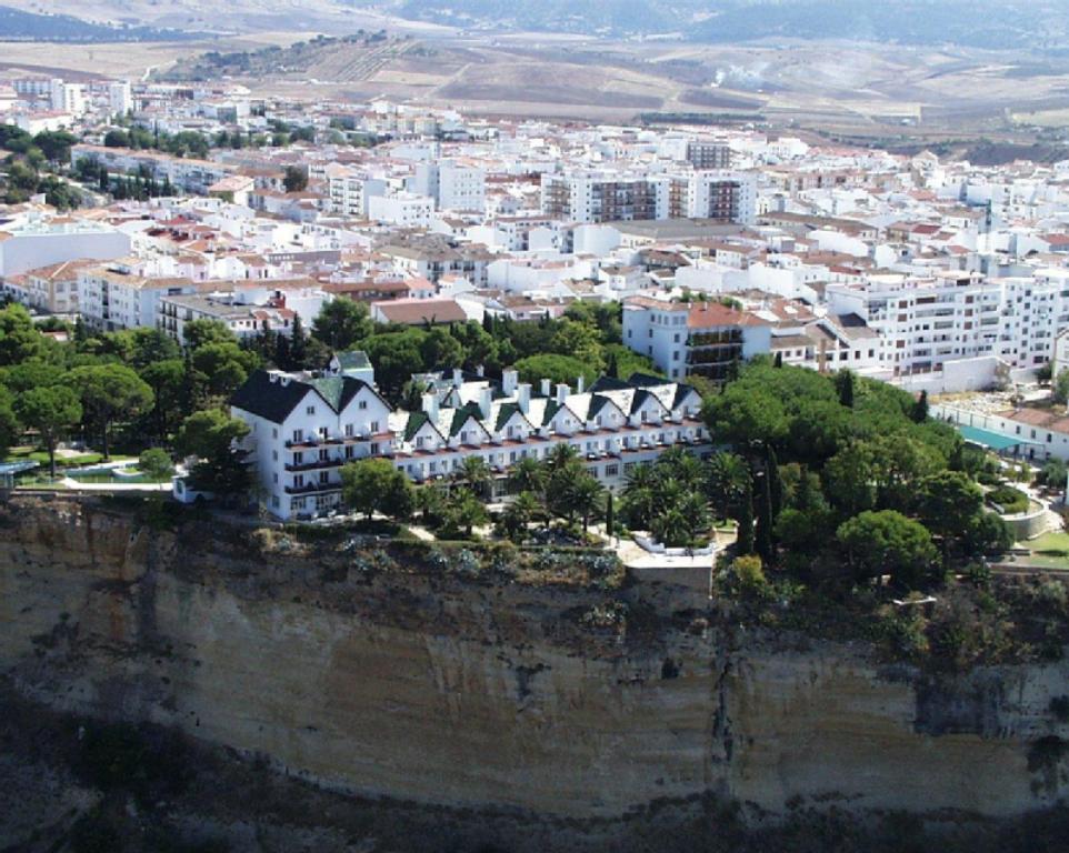 Hotel Reina Victoria (Ronda – Málaga)
