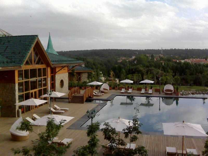 Hotel Michlifen (Ifrane – Marruecos)
