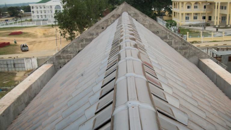 Villa en Brazzaville – Congo | Tejas Borja