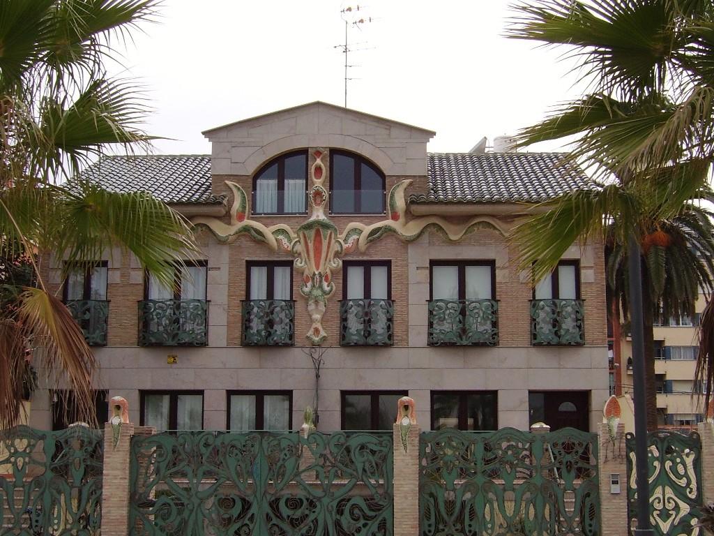 Chalet (Playa Patacona – Malvarrosa, Valencia)