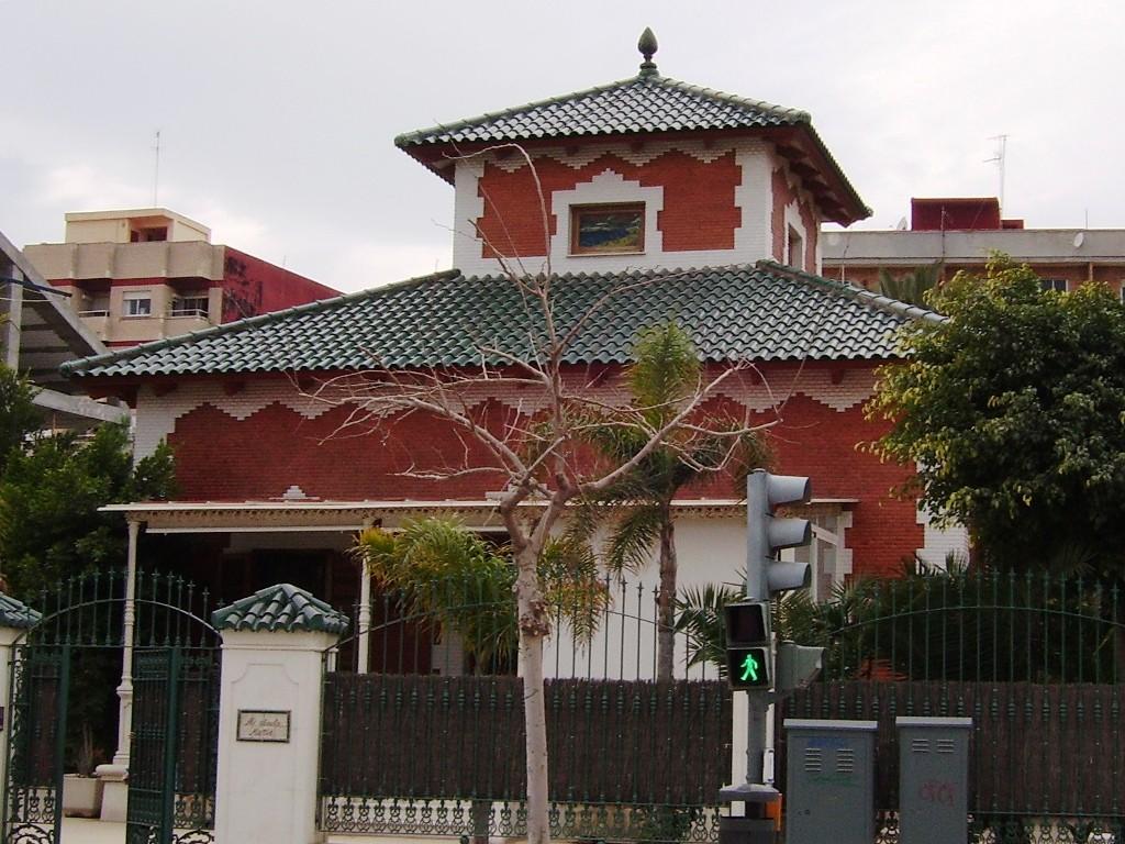 Chalet (Playa Malvarrosa – Valencia)