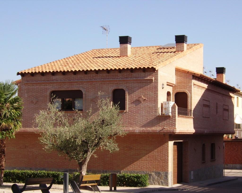 Unifamiliar (Almunia Doña Godina – Zaragoza)