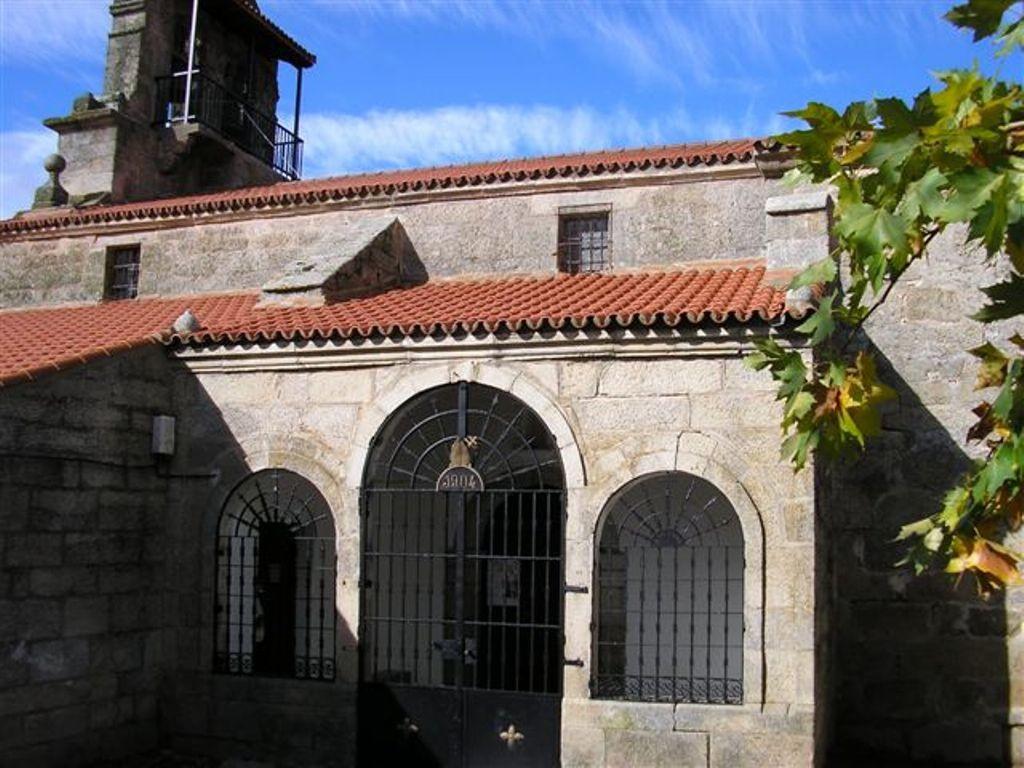 Iglesia San Ildefonso (Torregamones – Zamora)
