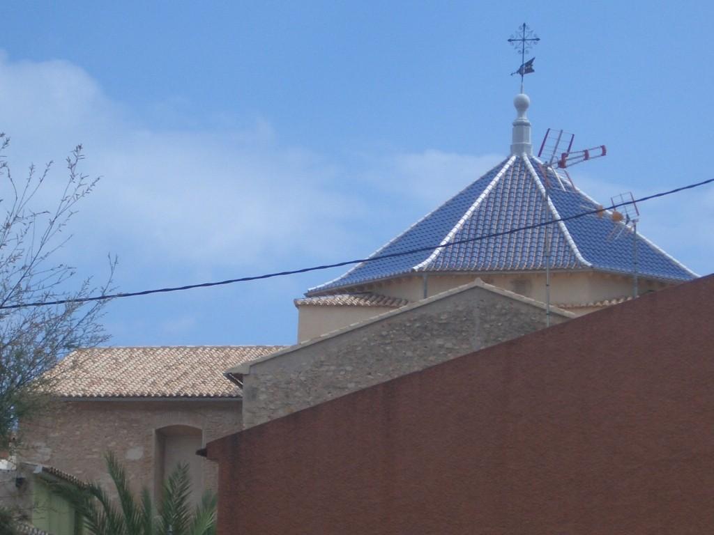 Iglesia parroquial El Salvador (Muchamiel – Alicante)