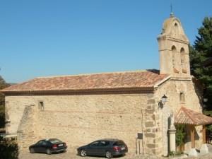 Église de San Miguel Arcangel (La Hiruela - Madrid)