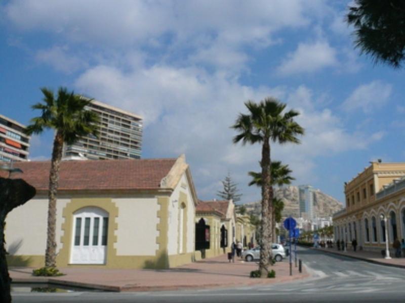 Antigua Lonja de Pescado (Alicante)
