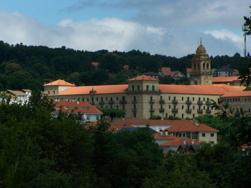 Monasterio San Salvador (Celanova  – Orense)