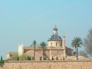 La Cartuja Monastère (El Puig  - Valencia)