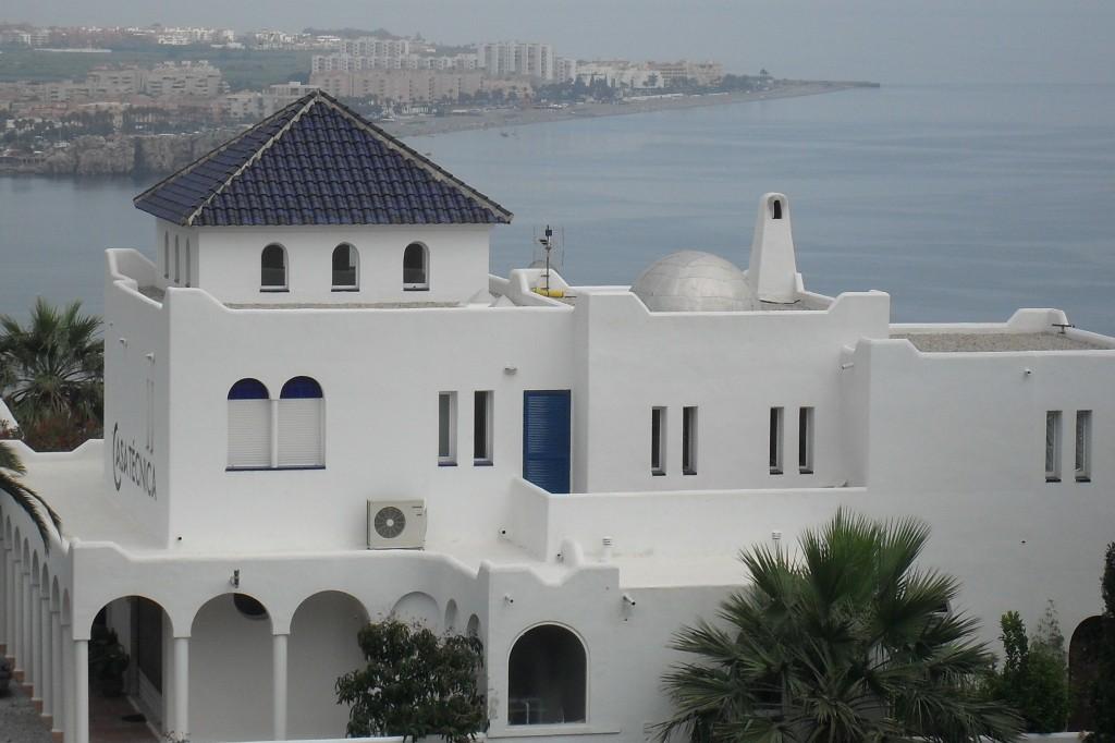 Casa técnica (Salobreña – Granada)