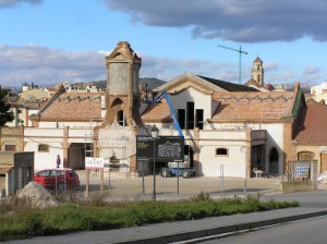 Celler cooperatiu El Falset (Tarragona)