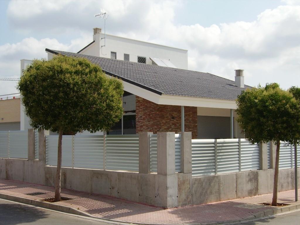 Unifamiliar (Vall`Duixo – Castellón)