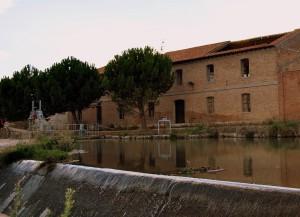 Fabrica de harina del siglo XIX (Dueñas – Palencia)