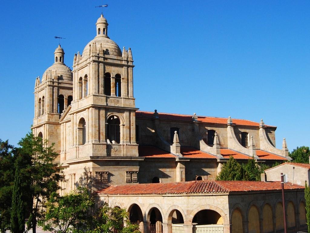 Iglesia de Arrabal (Salamanca)