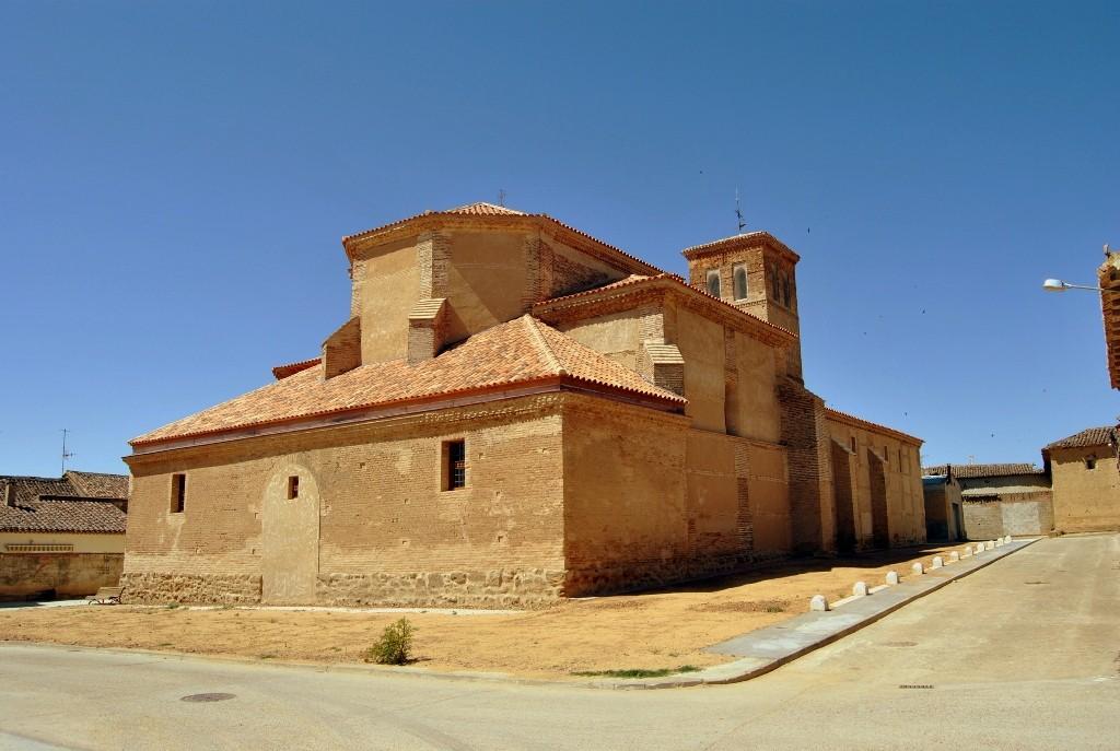 Iglesia El Salvador (Melgar de Abajo – Valladolid)