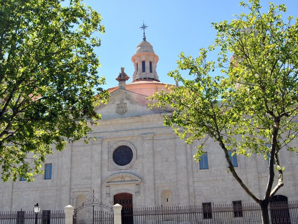 Cupula Iglesia Los Filipinos (Valladolid)