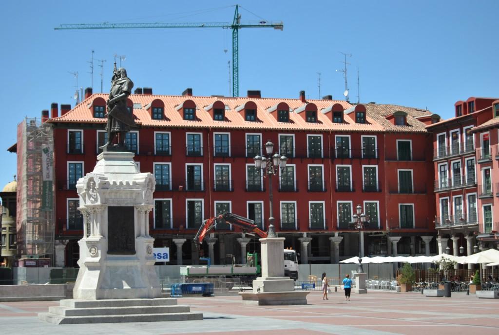 Edificio Historico – Plaza Mayor (Valladolid, España)